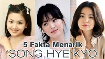5 Fun Facts about SONG HYE KYO