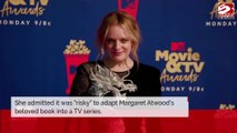 Elisabeth Moss 'surprised' Handmaid's Tale 'took off'