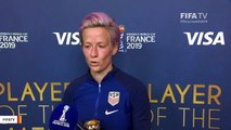 Trump Slams Megan Rapinoe Over White House Visit Comment 'Never Disrespect Our Country'