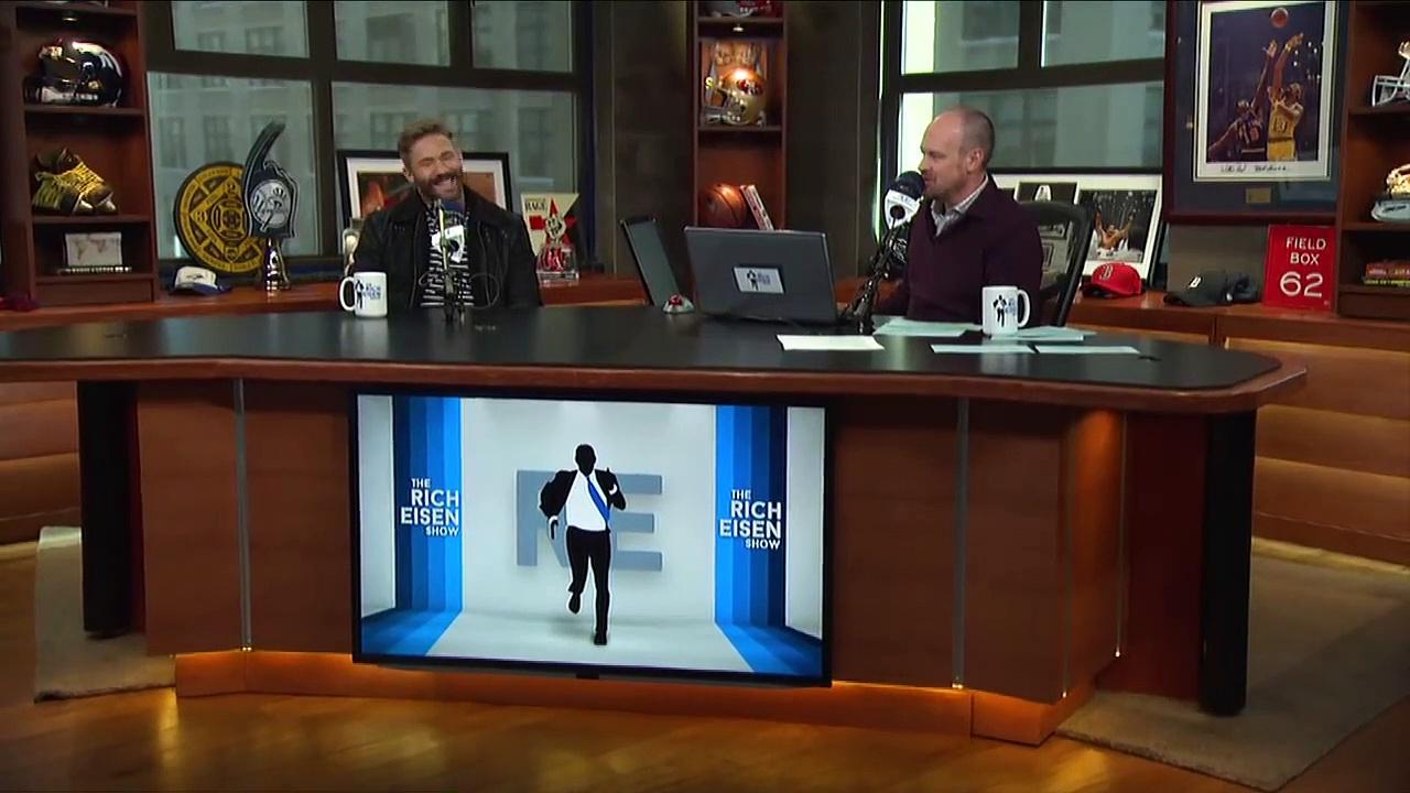 Patriots veteran Julian Edelman does a hilarious Bill Belichick impression