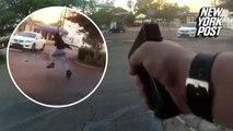 40 gunshots fired over prescription pills at this CVS shootout
