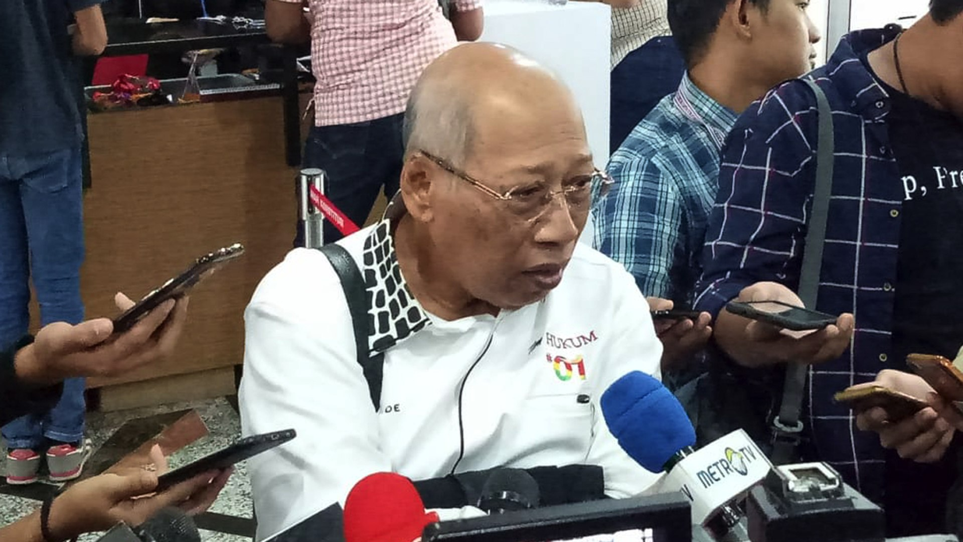 Tim Hukum Jokowi-Ma'ruf Amin Optimis Gugatan Prabowo Ditolak Hari Ini