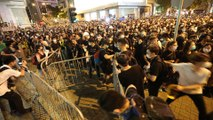 Six-hour siege of Hong Kong's police headquarters ends with no clashes after anti-extradition bill protesters disperse