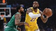 Potential Kyrie Irving Rejoins LeBron James