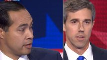 Castro and O'Rourke spar over immigration policy