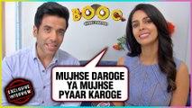Mallika Sherawat And Tusshar Kapoor Get Candid About Booo Sabki Phategi | EXCLUSIVE INTERVIEW