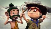 Oko Lele - Episode 4 - Slingshot -  animated short CGI - funny cartoon - Super