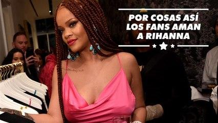 Los maniquíes inclusivos de la marca de Rihanna