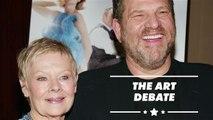 Judi Dench defends Weinstein & Kevin Spacey's work