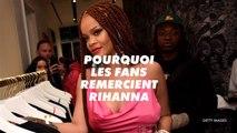 Les mannequins Fenty de Rihanna ont des rondeurs