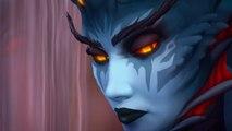 World of Warcraft - Cinématique de l'avènement d'Azshara (Alliance)
