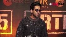 Ayushmann Khurrana gives clarification on Article 15 controversy; Watch Video | FilmiBeat