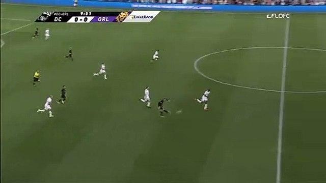 DC United [1]-0 Orlando - Wayne Rooney long range goal