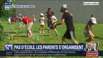 Fermeture des écoles: des parents d'élèves demandent la mise en place d'un congé canicule comme en Allemagne