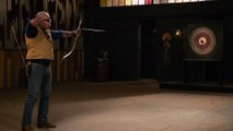 Forged in Fire: Steel Takedown Bow Tests