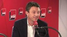 """Benjamin Griveaux, député de Paris, au sujet des mesures liées à la canicule dans la capitale : """"Ce sont des bonnes mesures."""""""