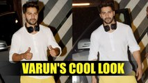 Varun Dhawan COOL gym Look SNAPPED At Gym Will Make You Want To Hit The Gym Soon