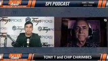 Free MLB Picks with Tony T and Chip Chirimbes 6/27/2019
