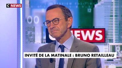 Bruno Retailleau - CNews jeudi 27 juin 2019