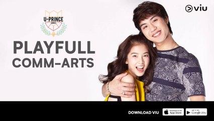 Trailer 'U-Prince Series: Playfull Comm Arts'   Serial Thailand   Starring Nawat Phumphothingam & Sananthachat Thanapatpisal
