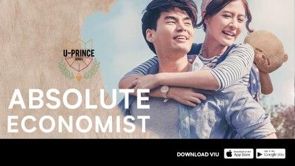 Trailer 'U-Prince Series: Absolute Economist'   Serial Thailand   Starring Isariya Patharamanop & Focus Jirakul