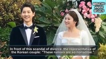 The Truth About Song-Song Couple's Divorce Rumors-Song Joong Ki divorce with Song Hye Kyo