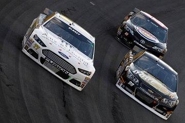 NASCAR's manufactures