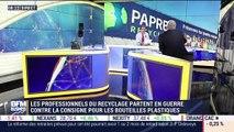 Consigne des bouteilles en plastique: les professionnels du recyclage en guerre contre cette mesure - 27/06