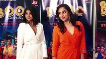 Tusshar Kapoor & Mallika Sherawat Talk About Their Upcoming Web Series 'Booo Sabki Phategi'