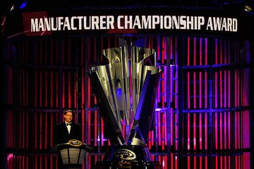 Most successful NASCAR cup series manufacturers
