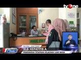 Hepatitis A Mewabah di Pacitan, 581 Orang Terjangkit