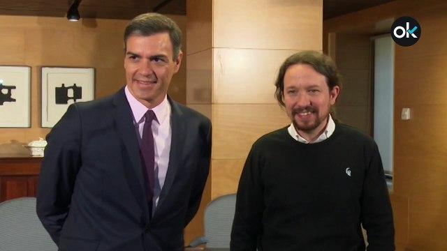 Sánchez recibe informes que le aconsejan ir a nuevas elecciones: el PSOE subiría y Podemos caería