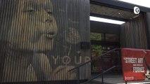 Reportage - Du street art, sans bombe ni peinture !