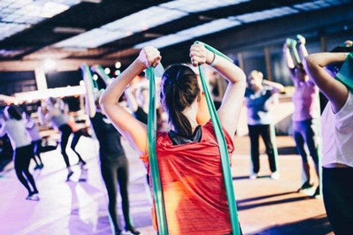 Neue Sportarten, um spielerisch zu trainieren