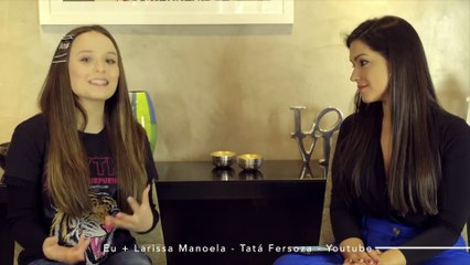 Larissa Manoela revela que não é mais virgem e conta sobre a primeira vez