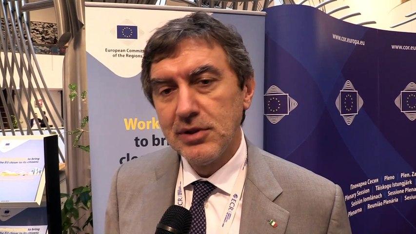 """Marsilio: """"Infrastrutture tema prioritario per l'Abruzzo"""""""