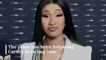 Cardi B bashes the press, goes nude in new song