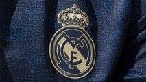 Le Real Madrid dévoile son maillot extérieur 2019-2020