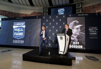 The career of Jeff Gordon