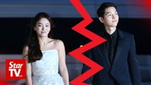 A sad fairy-tale ending as Hye-kyo and Joong-ki call it quits