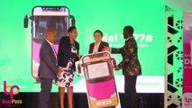 BuuPass-Safaricom flag off 2019