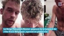 Le Belge Théophile Renier, gagnant de la saison 6 de «The Voice Belgique», agressé en pleine rue à Paris