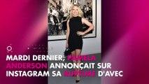 Pamela Anderson : ce que son ex Adil Rami lui a interdit de faire lors du Mondial 2018