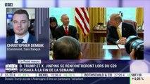 Le point macro: Donald Trump et Xi Jinping se rencontreront lors du G20 d'Osaka - 27/06