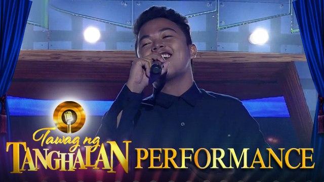 Remar Millano | You | Tawag Ng Tanghalan