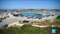Le Sea-Watch s'approche de Lampedusa malgré le refus italien