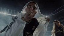 Le Real Madrid présente son nouveau maillot en vidéo