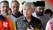 Zahid claims trial to another 33 graft charges
