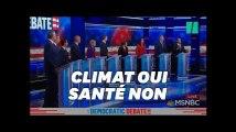 Les démocrates ont parlé 7 minutes d'écologie lors du débat, du jamais vu