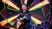 "Héritage de Johnny : David Hallyday dément être en ""guerre"" contre Laeticia"